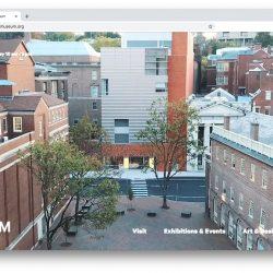 RISD Museum homepage
