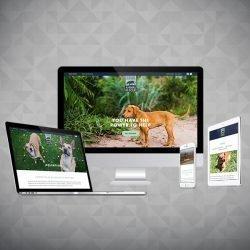 Nor Cal Animal Rescue website