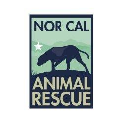 Nor Cal Animal Rescue official logo