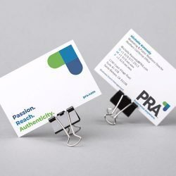 Rebranding effort for PRA